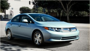 2012 Hybrid Cars USA - Honda